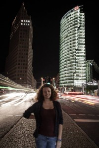 Flavia in Potsdamer Platz