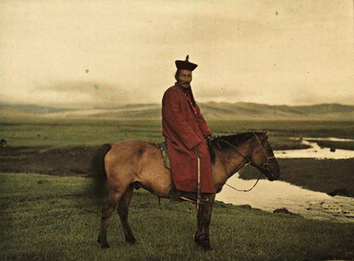 Mongolia - World c. 1914 (photo by MDF)