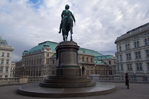 Innere Stadt, Vienna. Photo by the author.