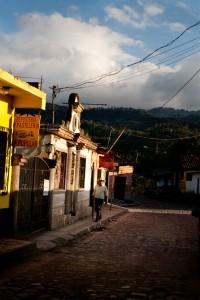 Honduras, the streets of Copan Ruinas. Photo: Thomas Alboth