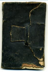 An artist's approximation of Jesus' diary