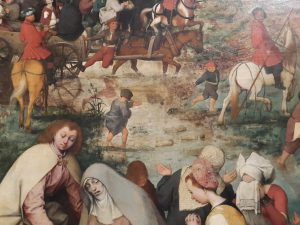 Bruegel, Via Crucis_ children