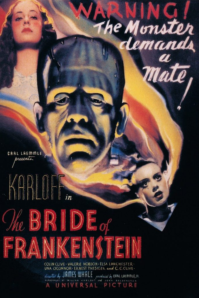 The Bride of Frankenstein (credit: www.gstatic.com)
