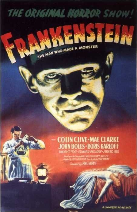 Frankenstein (credit: www.impawards.com)
