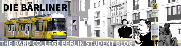 Die Bärliner - The Bard College Berlin Student Blog