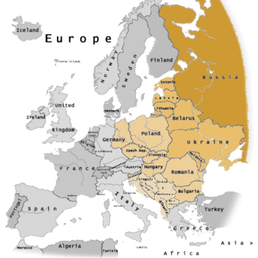 We Did Not Feel We Belonged To The Same Europe As Them Die Barliner