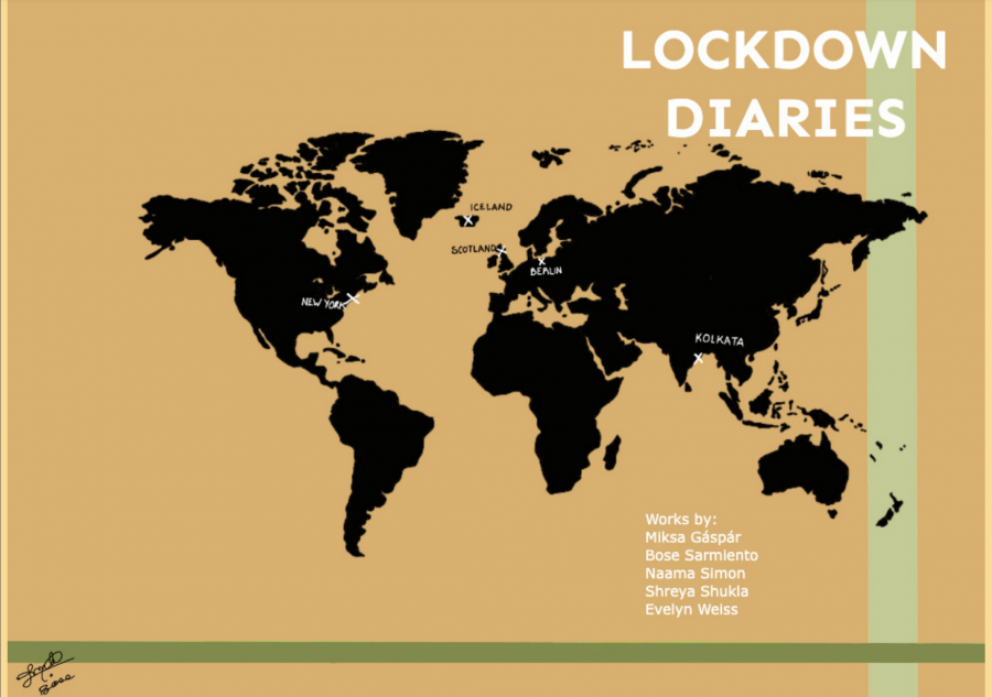 Lockdown Diaries Poster